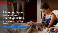 Netflix in Deutschland mit kostenlosem Probemonat gestartet