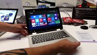 Toshiba Satellite Radius 11 in unserem Hands-On Video
