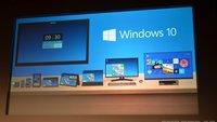 Windows 10: Ein Windows für alle Geräte offiziell vorgestellt