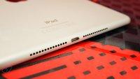 iPad Air 3 mit Smart Connector für Tastatur erwartet