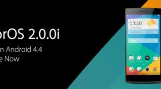 Oppo Find 7 &amp&#x3B; 7a: ColorOS 2.0 mit Android 4.4 KitKat veröffentlicht (Video)