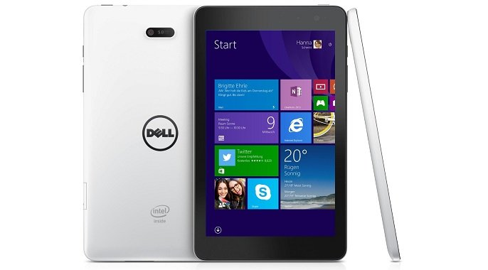 Dell Venue 8 Pro 3000 offiziell vorgestellt (Video)