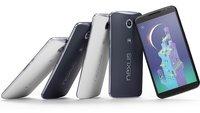 Google startet Verkauf des Motorola Nexus 6 im Play Store