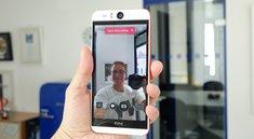 HTC Desire EYE mit 5,2 Zoll & 13-MP-Frontkamera vorgestellt (Video)