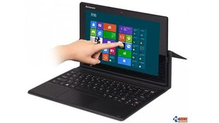 Lenovo Miix 3 10 Windows 8.1 Tablet mit neuem Tastatur-Cover