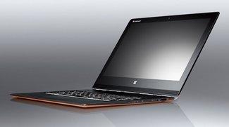 Lenovo Yoga 3 Pro mit 13,3 Zoll und Intel Core M vorgestellt