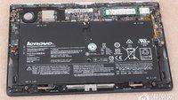 Lenovo Yoga 3 Pro Teardown: SSD & Akku leicht zu tauschen