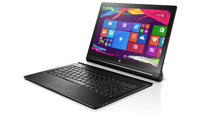 Lenovo Yoga Tablet 2 13 Zoll mit Windows 8.1