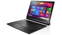 Lenovo Yoga Tablet 2 8 & 10 mit Windows 8.1 & Android vorgestellt