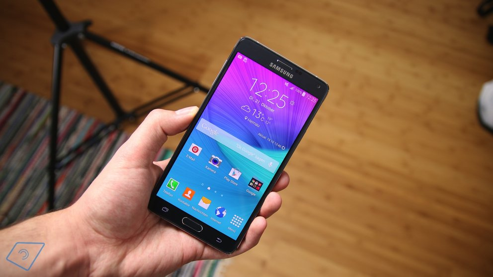 Note 4 Display