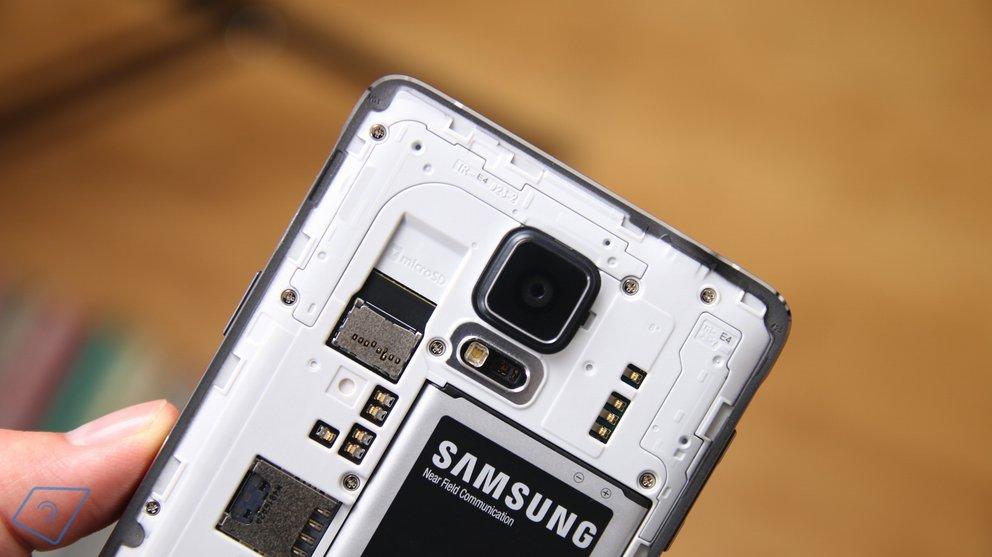 Note 4 Micro SD