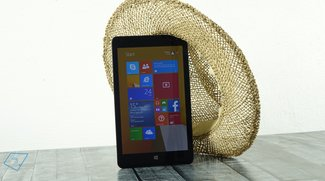 Point Of View Mobii WinTab 800W Test - Ein billiges Windows Tablet