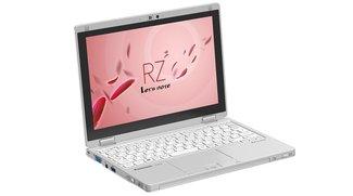 Panasonic RZ4: 10,1 Zoll Convertible mit Intel Core M