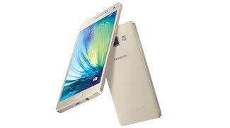 Samsung Galaxy A5 und A3 mit Metall-Unibody-Gehäuse vorgestellt