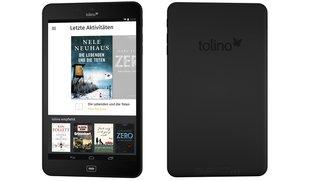 Tolino Tab 8 mit FHD-Display und Intel Prozessor vorgestellt