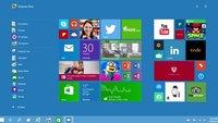 Windows 10 Continuum Tablet-Modus für 2-in-1 Geräte (Video)
