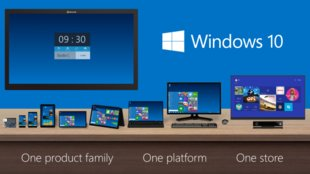 Windows 10 Home, Mobile, Pro, Enterprise, Education & Mobile Enterprise angekündigt