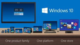 Windows 10 Preview für Windows Phone &amp&#x3B; RT erst 2015