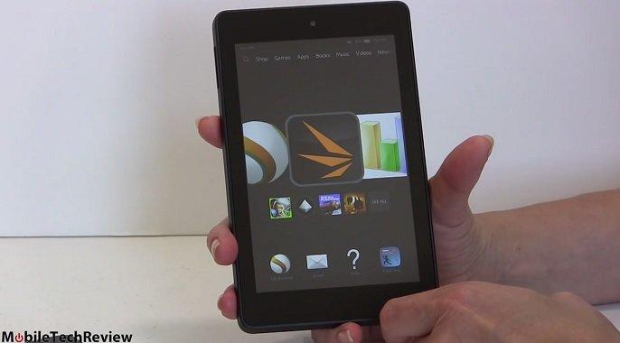 Amazon Fire HD 6 99€-Tablet im ersten Test (Video)