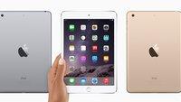Vergleich: iPad mini 3 vs. iPad mini 2 - die Unterschiede?