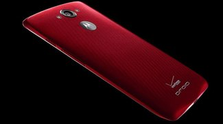 Motorola Droid Turbo: Verizon leakt erstes Pressebild