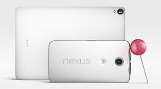 Nexus 6 und Nexus 9 in kurzen Hands-On Videos