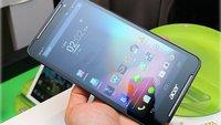Acer Iconia Talk S: Telefonie-Tablet mit Dual-SIM, LTE & Snapdragon 410