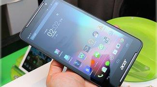 Acer Iconia Talk S: Telefonie-Tablet mit Dual-SIM, LTE &amp&#x3B; Snapdragon 410