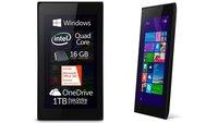 Allview Mobile Wi7: Windows 8.1 Tablet mit 7 Zoll für 69,95€