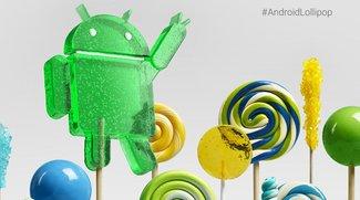 Google startet Android 5.0 Lollipop Rollout - Factory Images zum Download