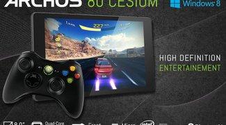 Archos 80 Cesium 8 Zoll Windows 8.1 Tablet vorgestellt