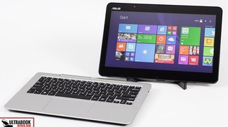Asus Transformer Book T300FA mit Intel Core M im ersten Test (Video)
