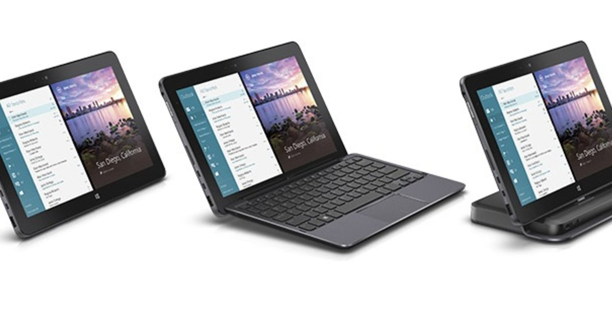 dell venue 11 pro mit intel core m stylus und tastatur. Black Bedroom Furniture Sets. Home Design Ideas
