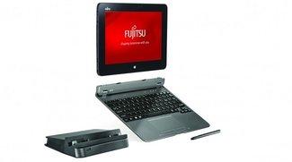 Fujitsu Stylistic Q555 2-in-1 Business-Tablet mit Stylus vorgestellt