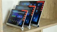 Lenovo Yoga Tablet 2 Pro, 8 & 10 Unboxing und erster Eindruck (Video)