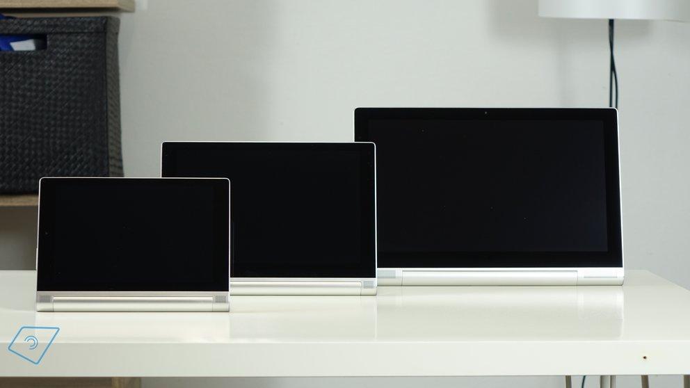 Lenovo Yoga Tablet 2 Test - Günstige 8 , 10 und 13 Zoll Android-Tablets