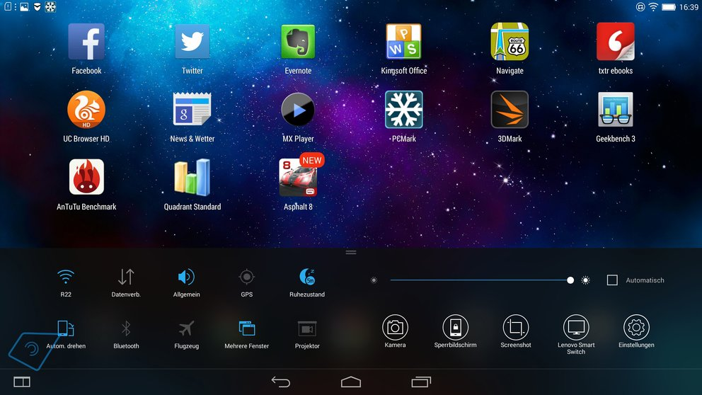 Lenovo Yoga Tablet 2 Test Software-14