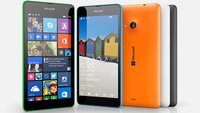 Microsoft Lumia 535 mit Touchscreen-Problem (Video)