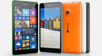 Microsoft Lumia 535 Touchscreen-Fix am 27. Dezember