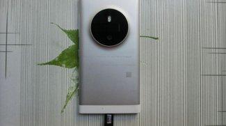 "Lumia 1030 ""McLaren"": 50-Megapixel-Kamera und LED-Blitz an Bord?"