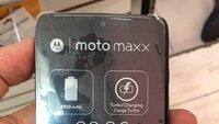 Motorola Moto Maxx: Fotos zeigen internationales Droid Turbo