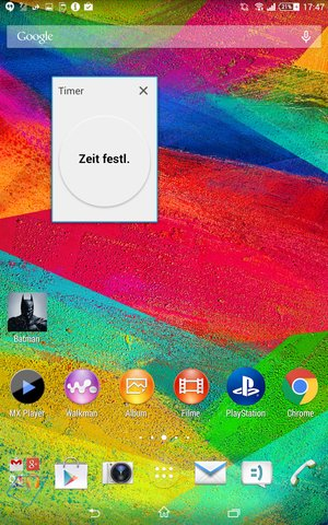 Sony Xperia Z3 Tablet Compact Software -5
