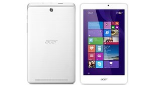 Acer Iconia Tab 8W Windows 8.1 Tablet für 149€ erhältlich (Video)