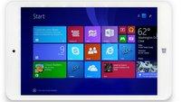 i.onik TW8 Windows 8.1 Tablet mit 8 Zoll & HDMI für 88€
