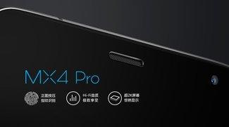 Meizu MX4 Pro mit 5,5 Zoll QHD-Display &amp&#x3B; mTouch vorgestellt