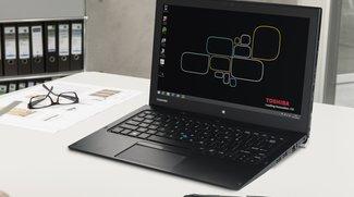 Toshiba Portégé Z20t mit Intel Core M offiziell vorgestellt