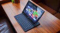 Acer Aspire Switch 12 mit Intel Core M: Erster Eindruck (Video)