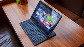 Acer Aspire Switch 12 mit Intel Core M: Erster Eindruck (Video)