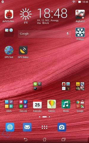 Asus MemoPad 7 ME572CL Software-7