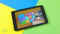 Windows mit Bing zukünftig nur noch bis maximal 14 Zoll?